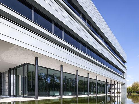 Guardini presents its sustainable business centre in Volpiano