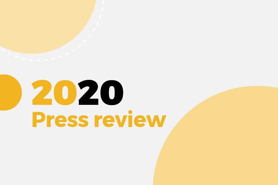 2020 Press review