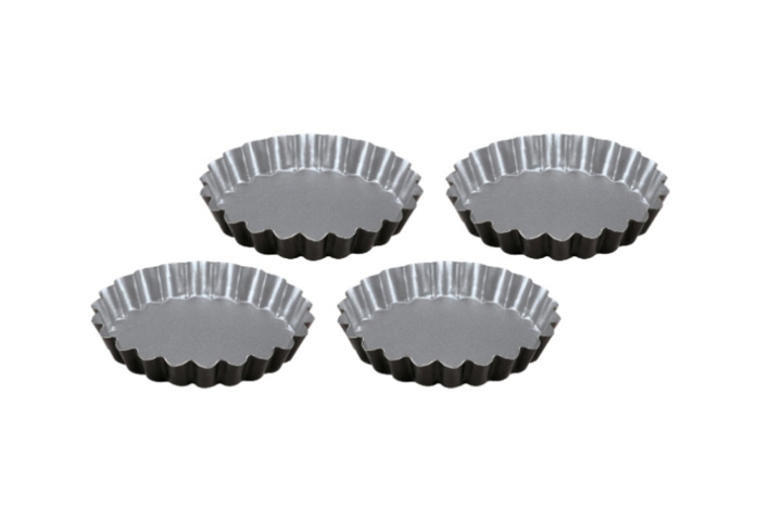Set of 4 pie tins
