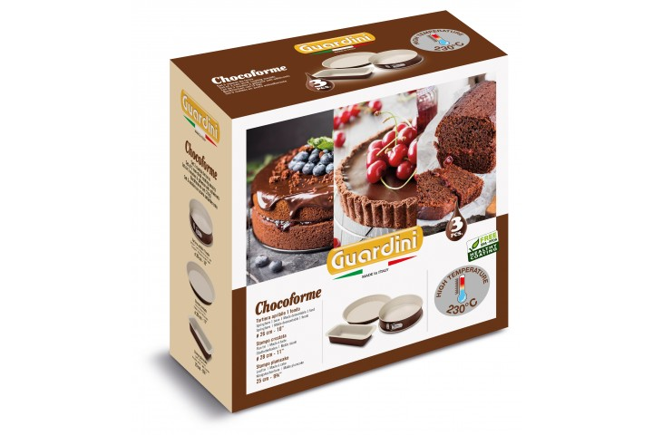 CHOCOFORME gift box, 3 pcs