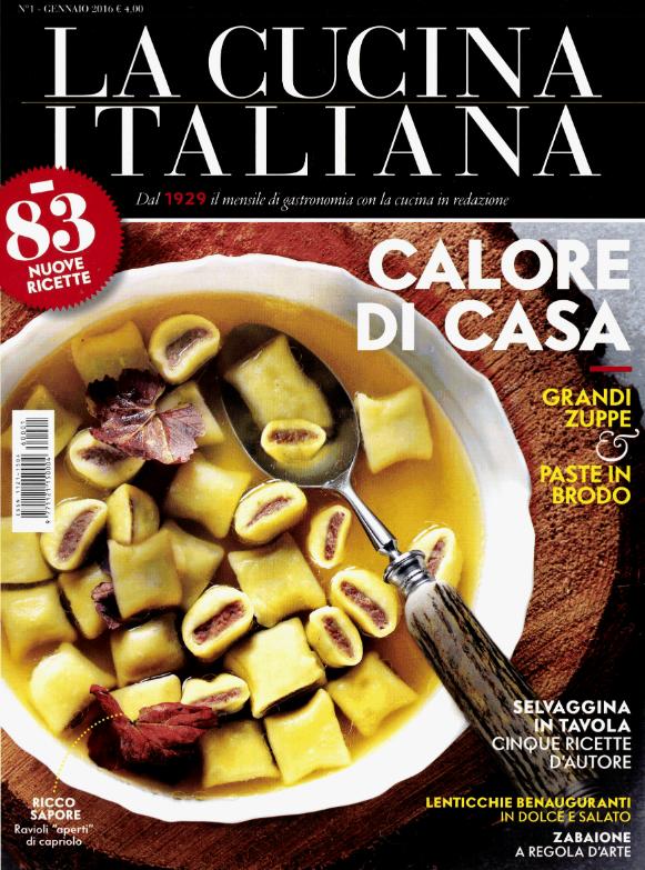 Concorso La Cucina Italiana