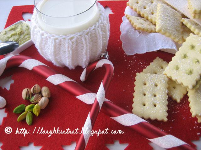 Biscottini friabili di Natale