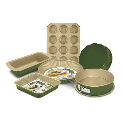 B-NAT, The first naturally non-stick baking mould