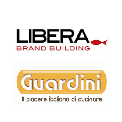 GUARDINI'S CROSS MEDIA COMMUNICATION TO LIBERA BRAND BUILDING AND BEBIT